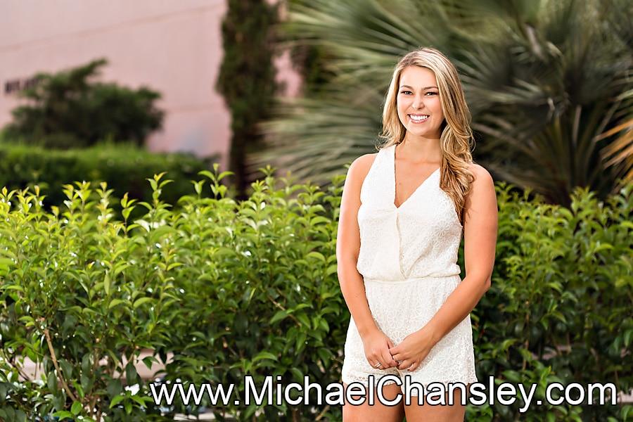 Tucson Senior Portrait Photographers – Taylor at the University of ...